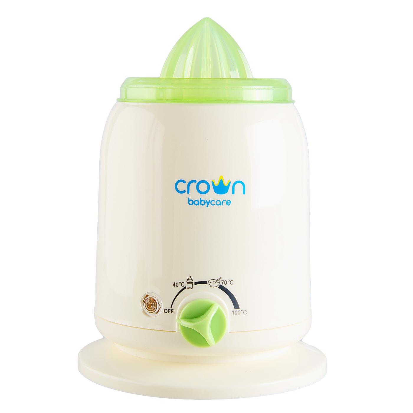 Crown Bottle Warmer 4 in1