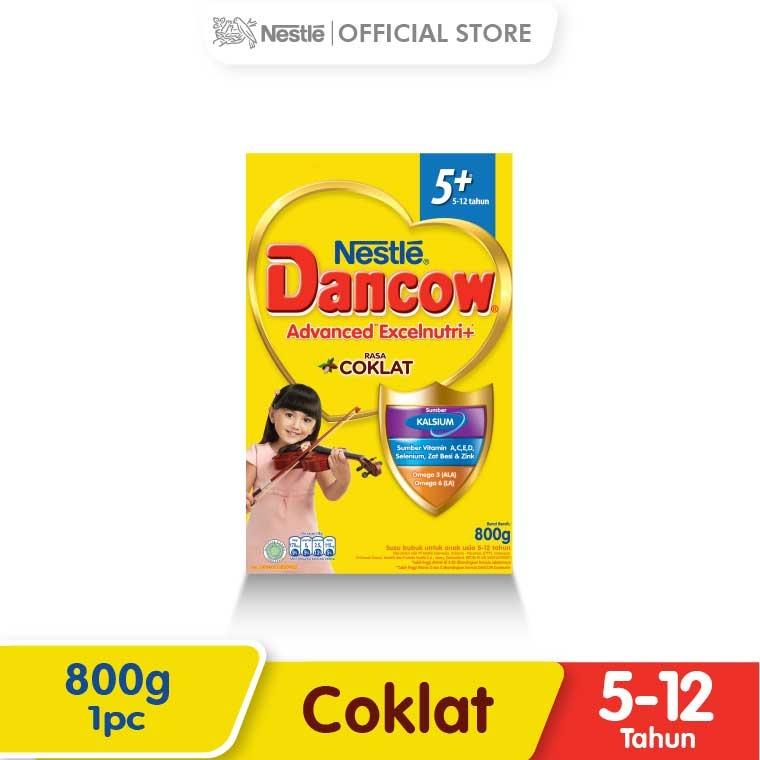 Nestle Dancow Coklat 5+ 800gr Box