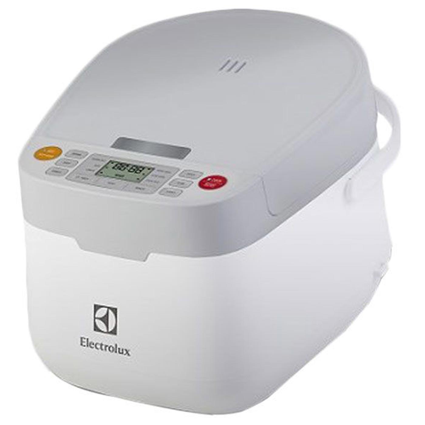 Electrolux Rice Cooker Fuzzy Logic 1.2L ERC-6503W