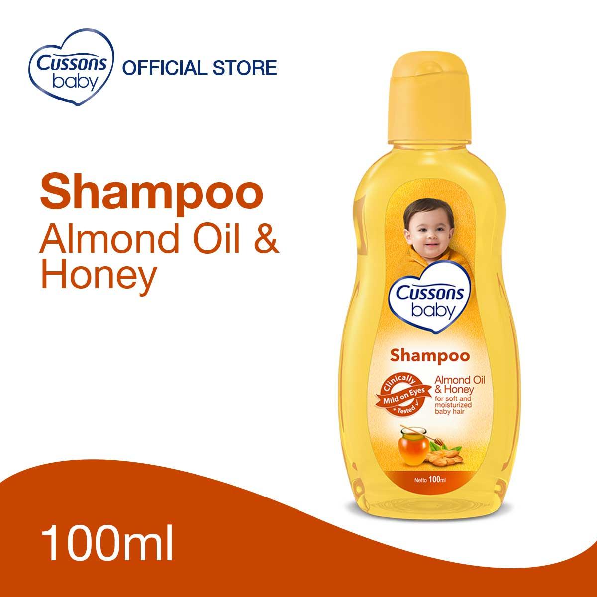 Cussons Baby Shampoo Almond Oil & Honey 100ml