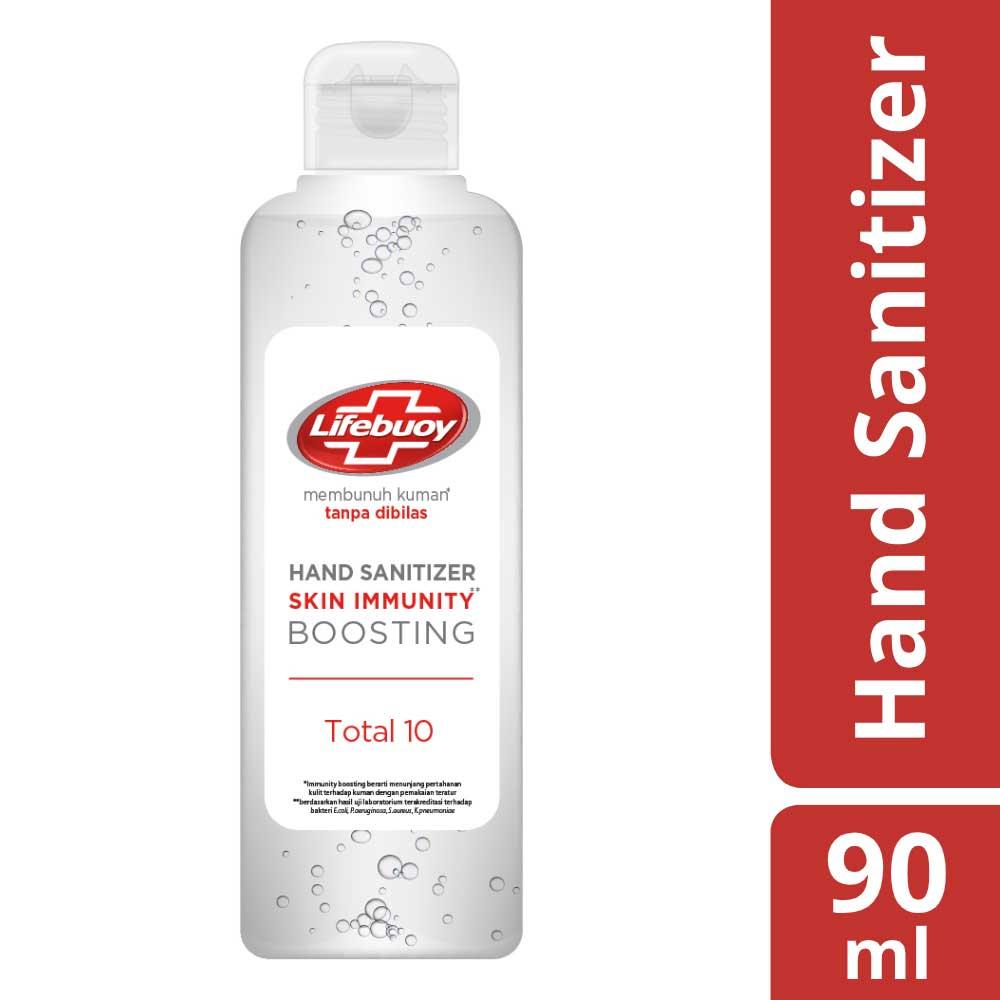 Lifebuoy Hand Sanitizer Total 10 90ml