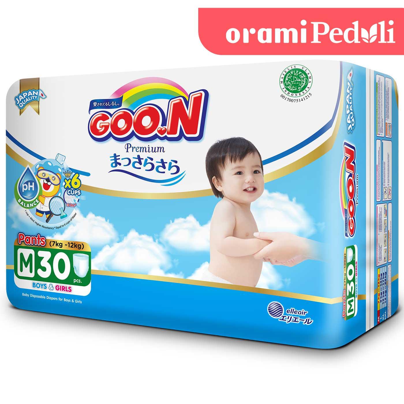 Goo.N Premium Pants Massara Sara Jumbo M 30