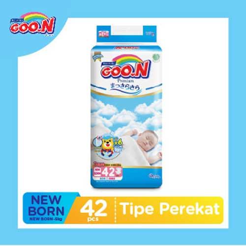 Goo.N Premium Tape Massara Sara NB 42