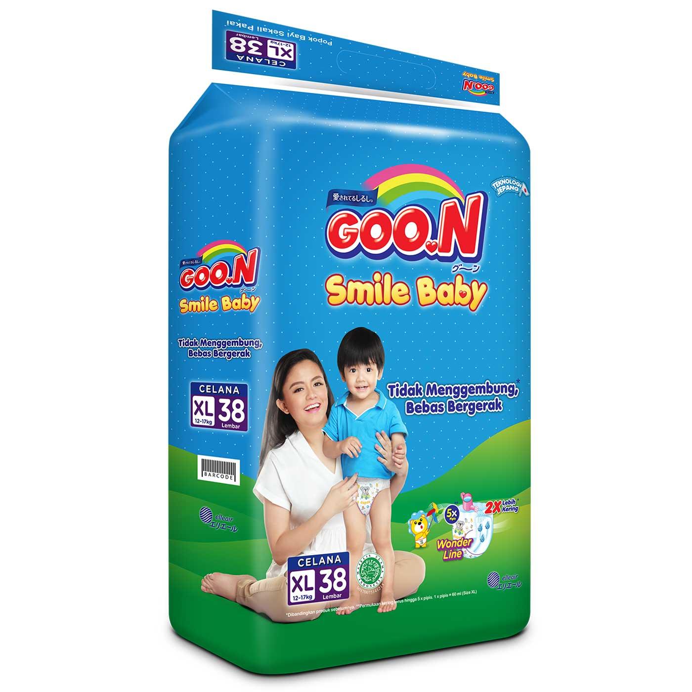 Goo.N Smile Baby Pants XL38 4