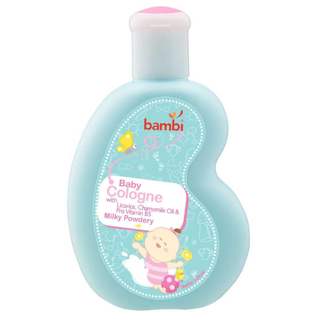 Bambi Baby Cologne 100ml