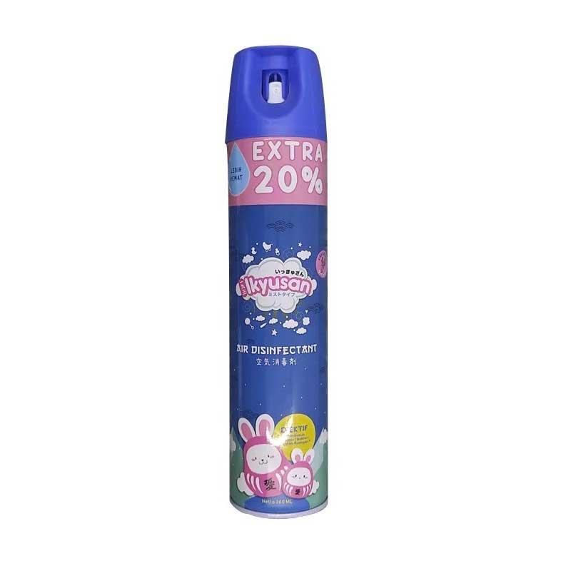 Ikyusan Organic Baby Air Disinfectant Extra 20% 360ml