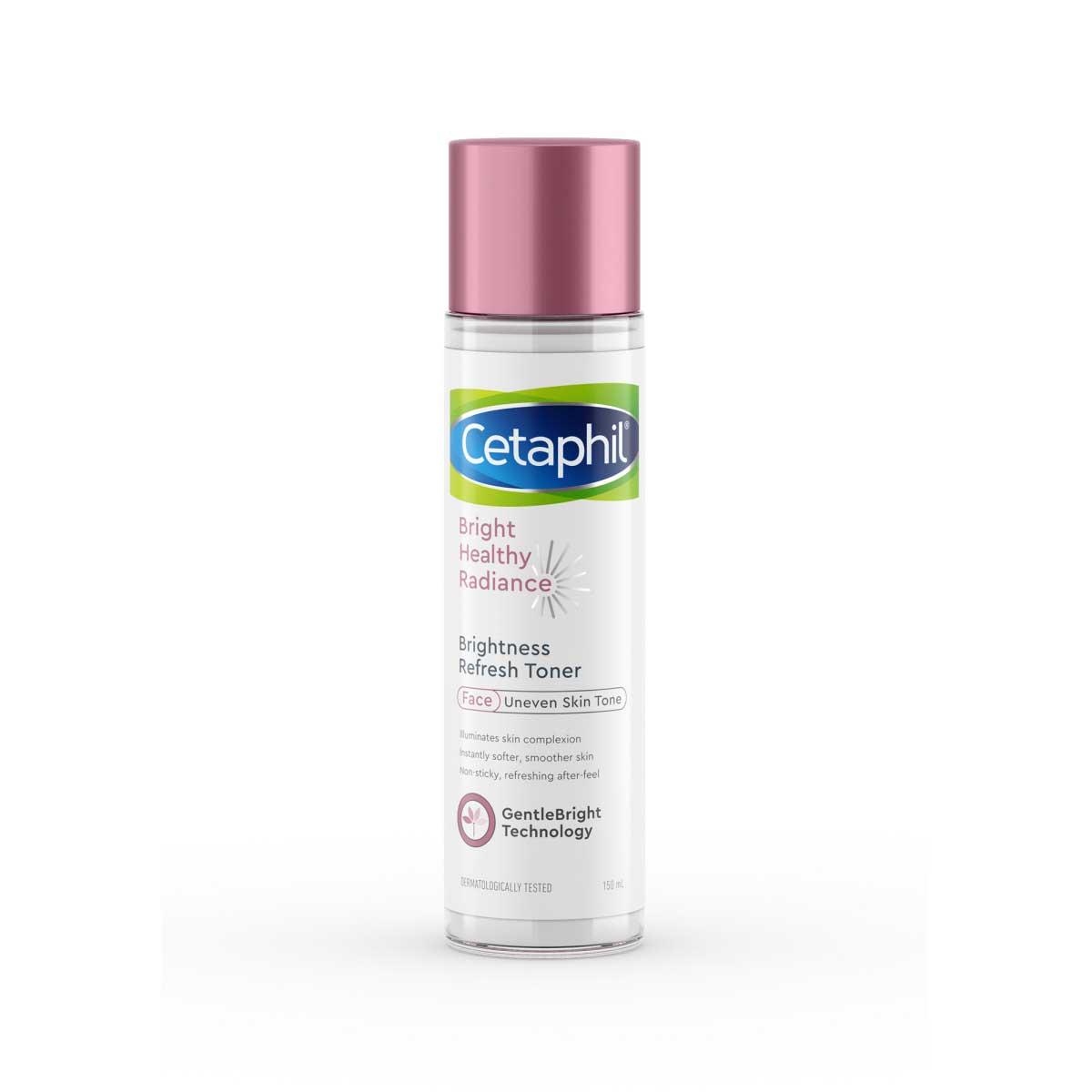 Cetaphil Bright Healthy Radiance Brightness Refresh Toner 150ml