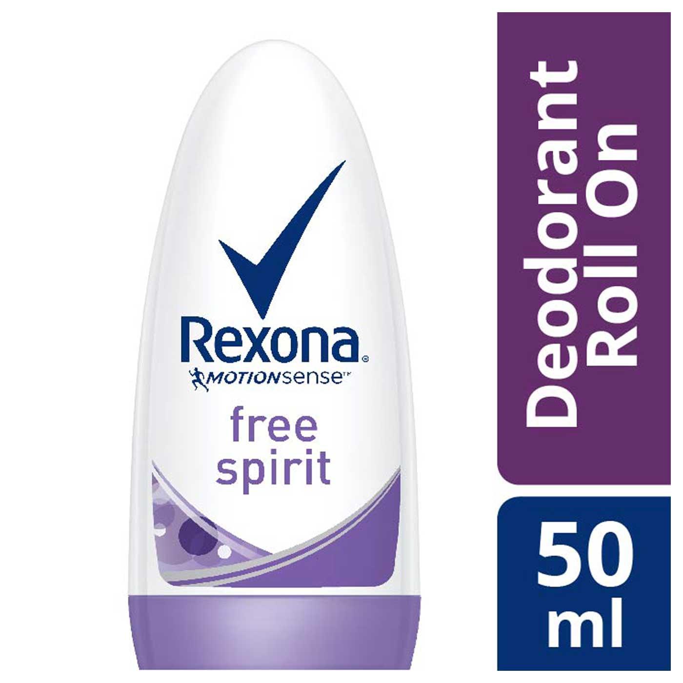Rexona Women Anti-Perspirant Deo Roll On Free Spirit 50ml