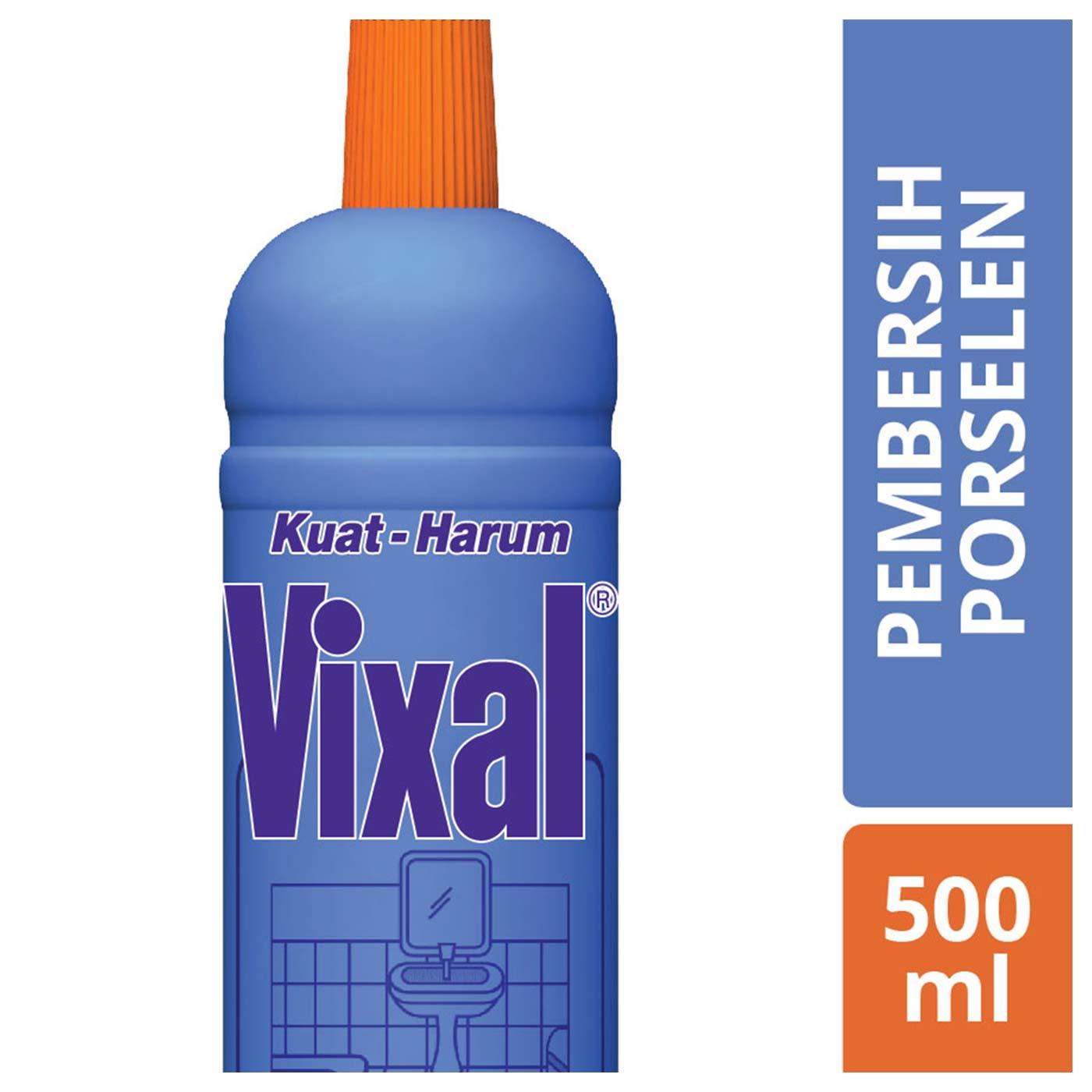 Vixal Porcelain Cleaner Blue Btl (500mL)