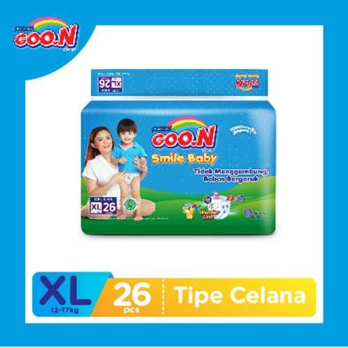 Goo.N Smile Baby Pants XL26