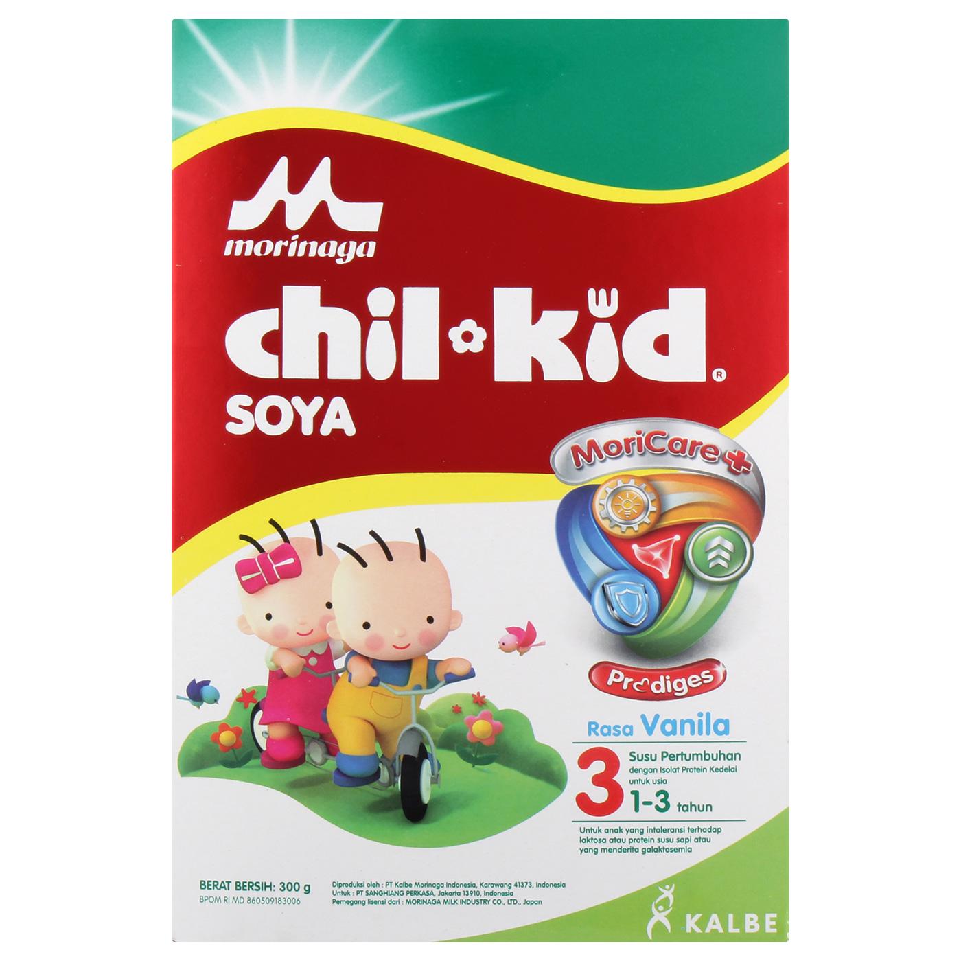 Morinaga Chil Kid Soya 300gr