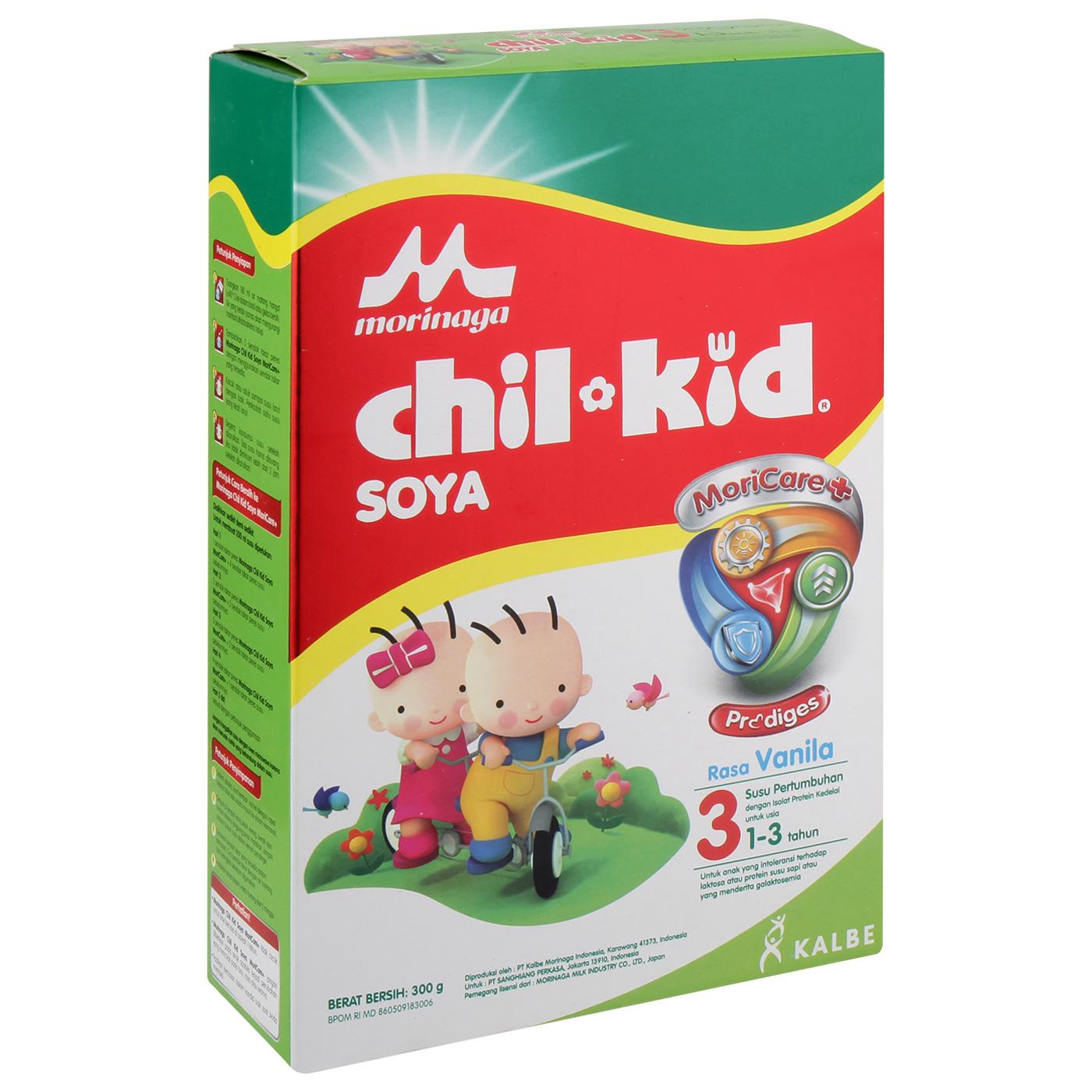 Morinaga Chil Kid Soya 300gr 2
