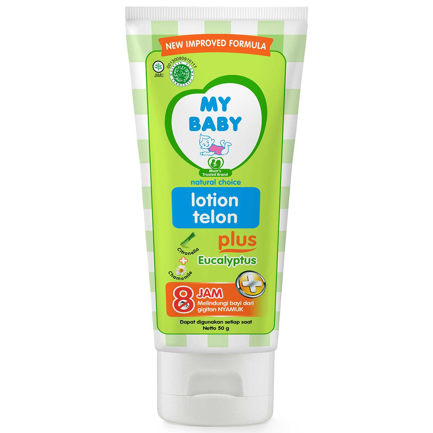 My Baby Lotion Telon Plus 50gr