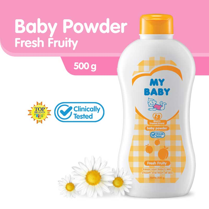 My Baby Powder Fresh Fruity 500gr