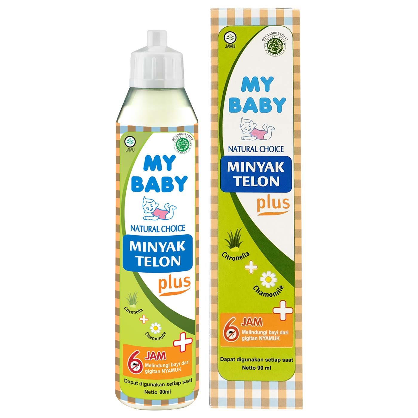 My Baby Telon Plus 85ml